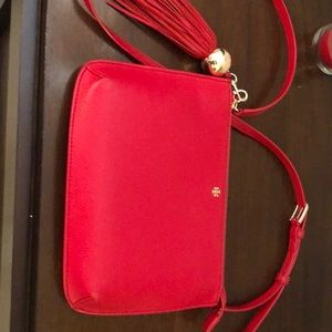 Tory Burch crossbody bag like new 10x8